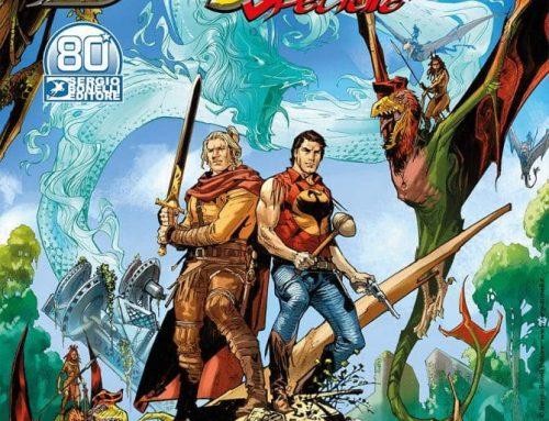 Fumetto: Zagor incontra Dragonero – Il viaggio degli eroi